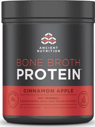 Bone Broth Protein Cinnamon Apple 20 Servings