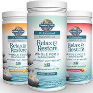 Dr. Formulated Magnesium Relax and Restore Original Stevia Free 381g Powder
