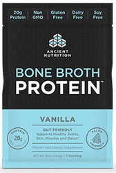 Bone Broth Protein Vanilla Single Serving Pack