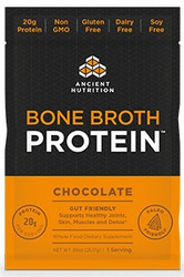 Bone Broth Protein Chocolate Single Serving Pack