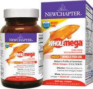Wholemega 1000 mg 10 Softgels