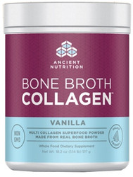 Bone Broth Collagen Vanilla 30 Servings