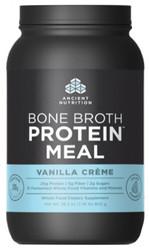 Bone Broth Protein Meal Vanilla Creme 20 Servings