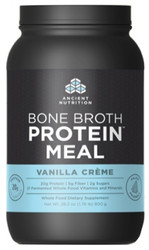 Bone Broth Protein Meal Vanilla Creme 20 Servings