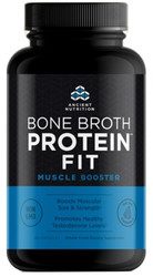 Bone Broth Protein FIT Muscle Booster 180 Capsules