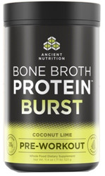 Bone Broth Protein Burst Coconut Lime 30 Servings