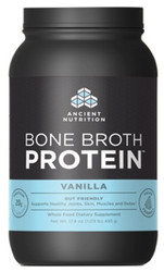Broth Protein Vanilla 40 Servings