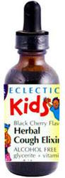 Eclectic Institute Kids Herbal Cough Elixir 1 fl oz