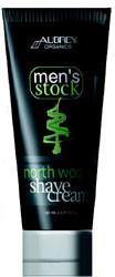 Mens Shaving Cream North Woods 6 oz