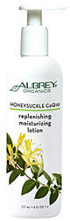 Lotion Honeysuckle CoQ10 Replenishing Moisturizing 8 oz Pump