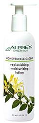 Lotion Honeysuckle CoQ10 Replenishing Moisturizing 8 oz Pump