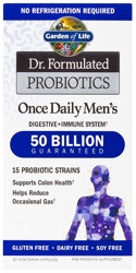 Dr Formulated Once Daily Mens Shelf Stable 30 Capsules