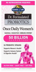 Dr Formulated Once Daily Womens Shelf Stable 30 Capsules