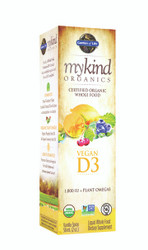 MyKind Organics Vegan D3 2 oz Spray