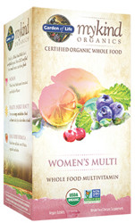 MyKind Organics Womens Multi 120 Tablets