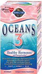 Oceans 3 Healthy Hormones 90 Softgels