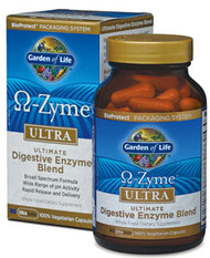 OmegaZyme Ultra 180 Capsules