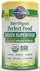 Perfect Food Raw Organic 209 grams powder