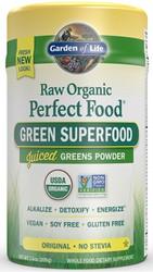Perfect Food Raw Organic 209 grams powder