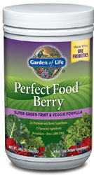 Perfect Food with Berry 240 Grams Powder