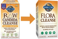Raw Flora Cleanse 60 Capsules
