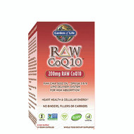 Raw CoQ10 60 capsules