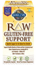 RAW Gluten-Free Support 90 Capsules