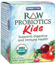 RAW Probiotics Kids 96 gm powder