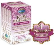 Raw Resveratrol 60 Capsules