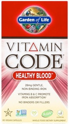 Vitamin Code Healthy Blood 60 capsules