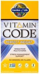 Vitamin Code Perfect Weight 240 Capsules