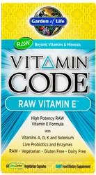 Vitamin Code Raw E Complex 60 Capsules