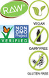 Garden Of Life Vitamin Code Raw Iron Certifications