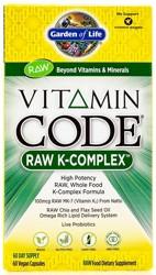Vitamin Code RAW K Complex 60 Capsules