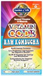 Vitamin Code Raw Kombucha 60 Capsules
