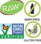 Garden of Life Vitamin Code Raw One for Men Certifications