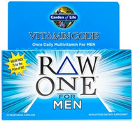 Vitamin Code Raw One for Men 75 Capsules