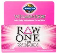 Vitamin Code Raw One for Women 75 Capsules