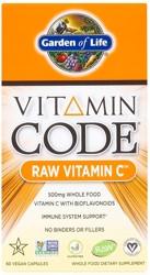 Vitamin Code Raw Vitamin C 60 Capsules