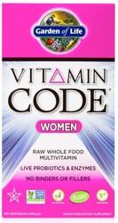 Vitamin Code Women 240 Capsules