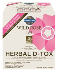 Wild Rose Herbal D Tox 1 Kit