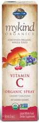 MyKind Organics Amla Vitamin C Cherry Tangerine 2 oz Spray