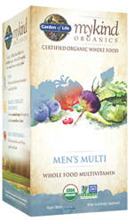 MyKind Organics Mens Multi 60 Tablets