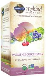 MyKind Organics Women Once Daily 60 Tablets