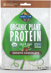 Organic Plant Protein Smooth Chocolate 280 gram