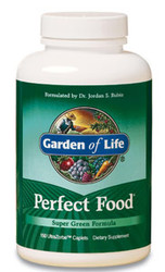 Perfect Food Super Green 300 Caplets