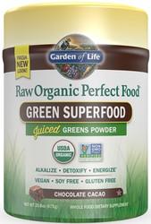 Perfect Food Raw Organic Chocolate Cacao 675 grams powder
