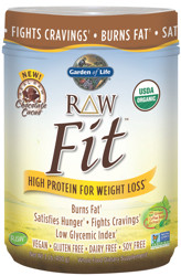Raw Fit Chocolate 450 grams powder
