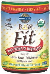Raw Fit Marley Coffee 443 grams powder