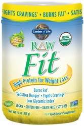 Raw Fit Original 451 grams powder